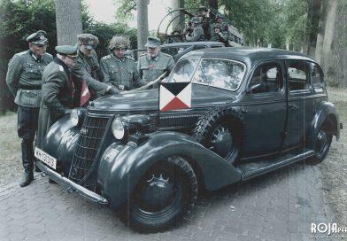 Kasteel Heeswijk Bevrijd.