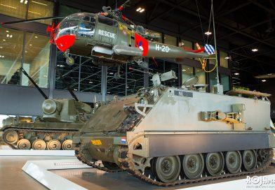Nationaal Militair Museum.