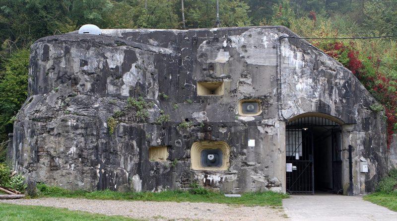 Fort Eben-Emael.