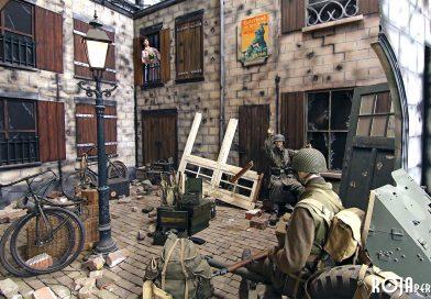 Oorlogsmuseum Overloon.