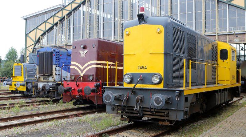 Rail Park Roosendaal.