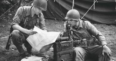 Bastogne-Stein Freedom Run.